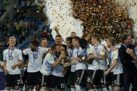2017联合会杯冠军是谁 德国队有望打破魔咒剑指世界杯
