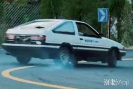 头文字D中的ae86是跑车吗 为什么用这款汽车当主角呢