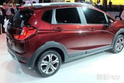 本田wrv国产预测消息 新车将基于飞度平台打造